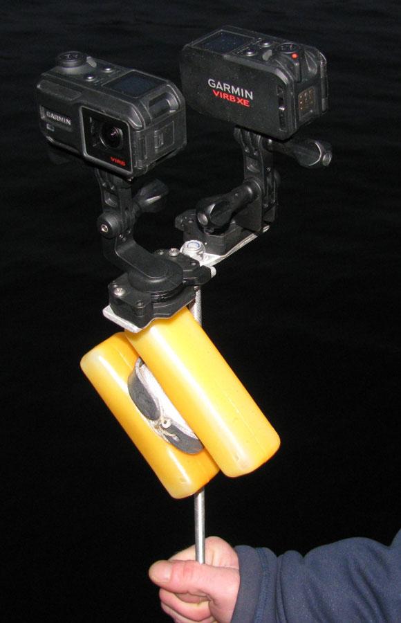 характеристика подводных камер для рыбалки