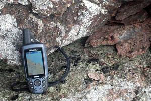 А за осколками гранита... (геокешинг – создание и поиск тайников с помощью GPS)