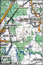 С растровой картой - Dakota 20