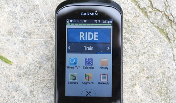 Garmin Edge 1000 - Профили активности