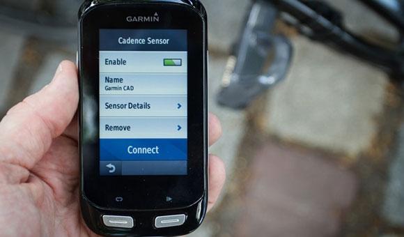 Garmin Edge 1000 - Sensors (Датчики)