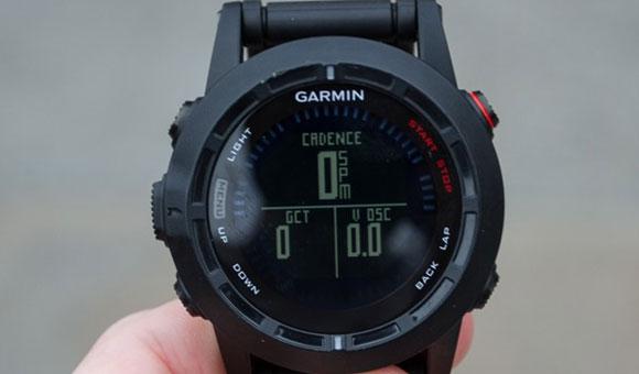 Garmin fenix 2 - Беговая динамика