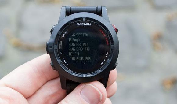 Garmin fenix 2 - Training Effect (Эффективность тренировок)