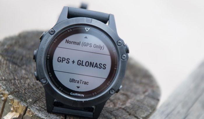 Garmin fenix 5 - Точность GPS