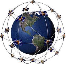 GPS - глобальная спутниковая система определения координат