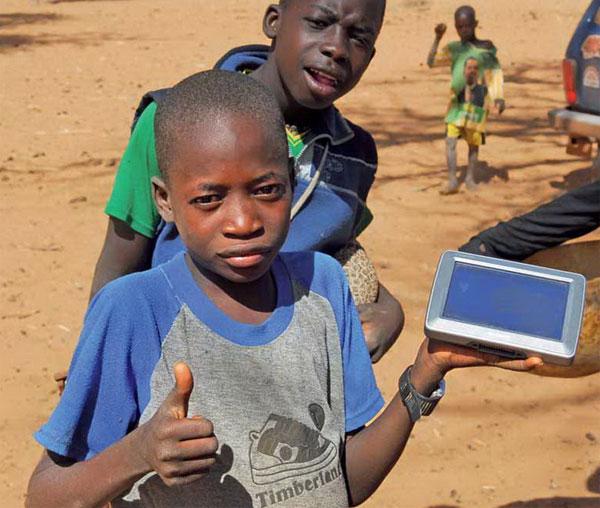 Путешествие в Африку, да еще в самое сердце Сахары, через всю Европу