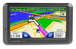 GPS nuvi 710