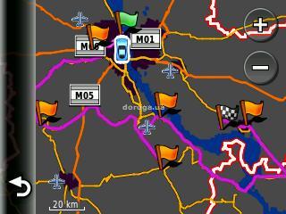 Навлюкс - Тестовый маршрут