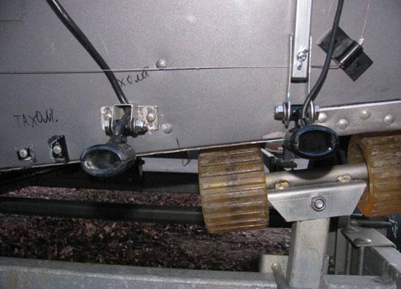 Правильная установка датчика-излучателя эхолота