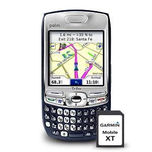 Garmin Mobile XT