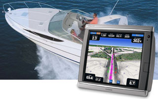 Garmin и Bayliner Boats заключили контракт на поставку морской электроники на 2011 год
