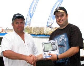 Навионика - спонсор Чемпионат Украины по ловле хищной рыбы спиннингом с лодки