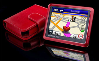 Garmin nuvi 1245 City Chic (Городской Шик)