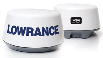 Lowrance Launches Broadband 3G Radar