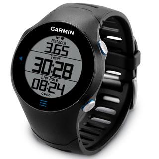 Forerunner 610 – спортивные часы для бегунов с сенсорным экраном