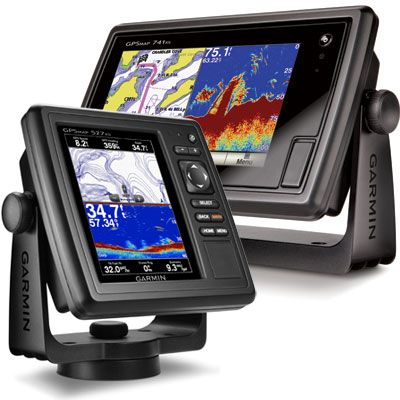 Garmin Introduces New GPSMAP 500 and 700 Series Chartplotter and Combo Units