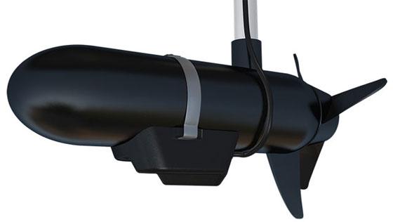 SpotlightScan Sonar – датчик кругового обзора для троллингового мотора