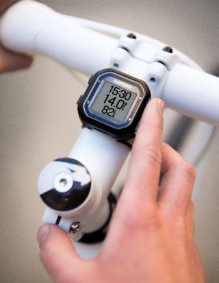 Новые велонавигаторы Garmin Edge 20 и Edge 25