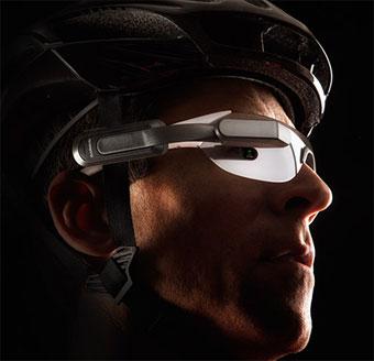 дисплей Garmin Varia Vision для велосипедистов