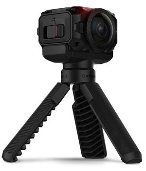 Новая видеокамера Garmin VIRB 360
