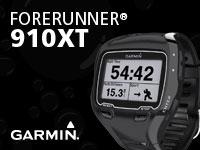 Посмотрите в действии Garmin Forerunner 910 - мини-сайт
