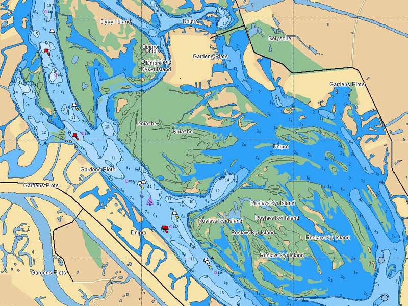 gps координаты рыболовных мест