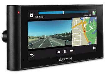 Garmin dezlCamLMT с интегрированным видеорегистратором