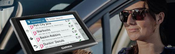Автонавигатор Garmin Drive 50