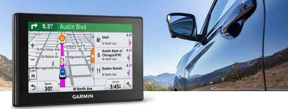 Автонавигатор Garmin DriveSmart 50