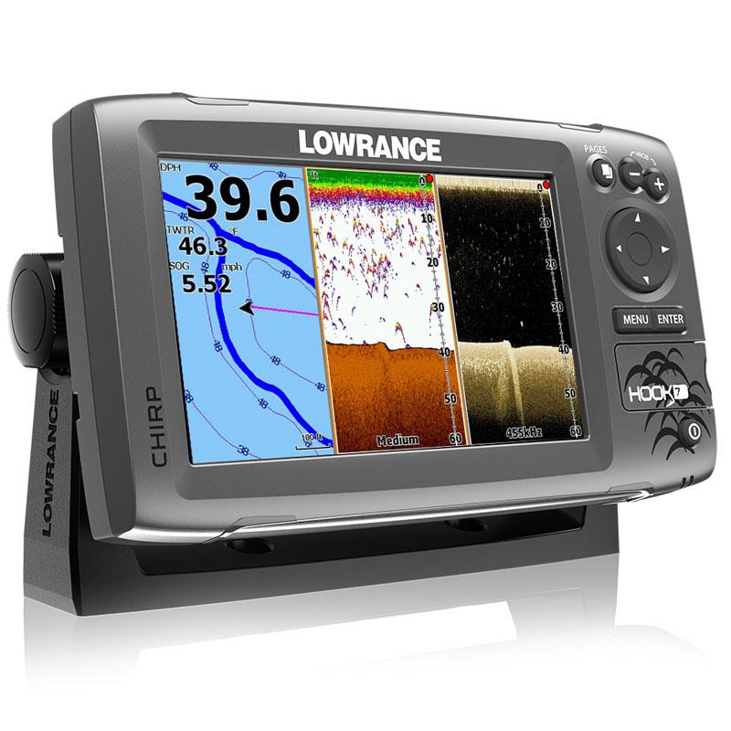 эхолот навигатор радар
