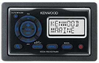 Пульт Kenwood RC107MR