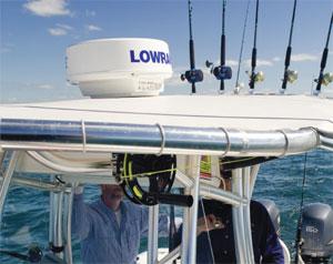 Радар Lowrance LRA-2000