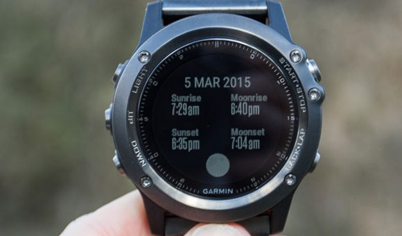 Garmin fenix 3 - Connect IQ - Віджети