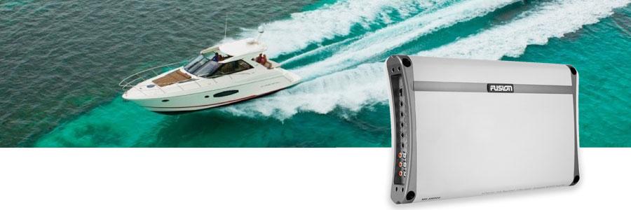 Морський підсилювач Fusion MS-AM504